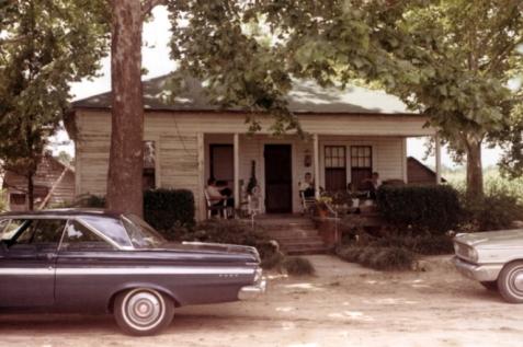 David Jackson Skinner home near Ray City, GA