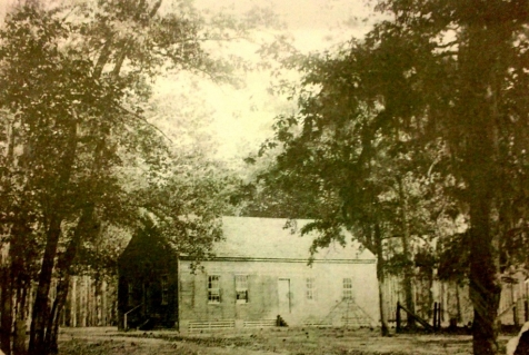 Union Church, Lanier County, GA