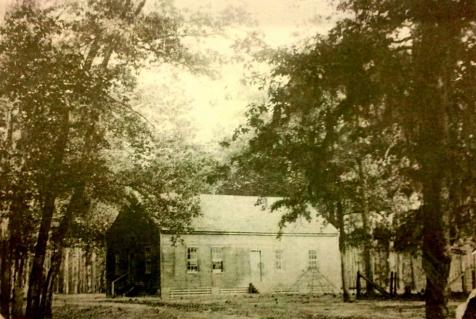 Union Church, Lanier County, GA