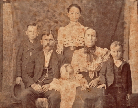 Family of Samuel W. Watson