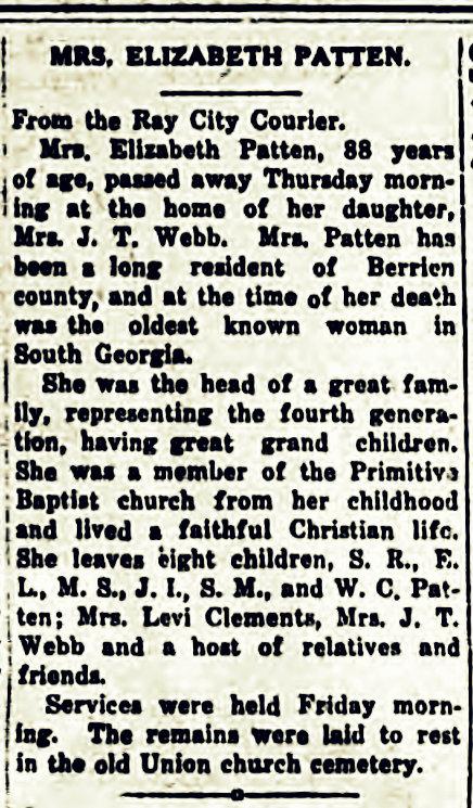Tifton Gazette, Mar. 10, 1916 -- page 8
