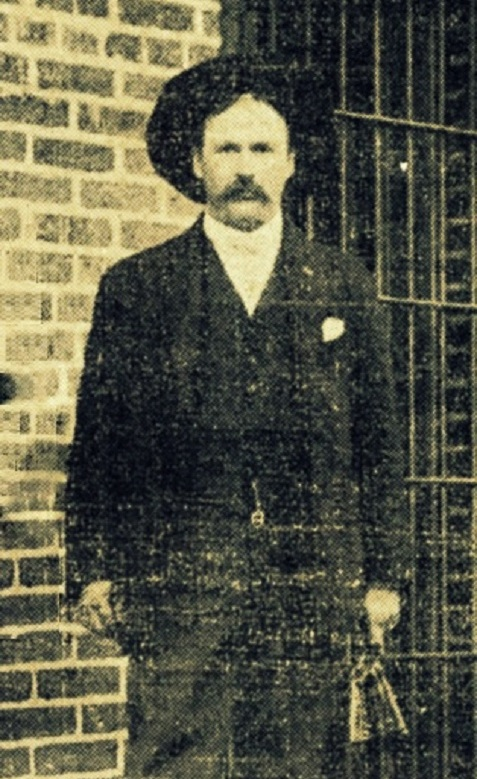 James B. Griner was elected Nashville, GA Chief of Police in 1915.