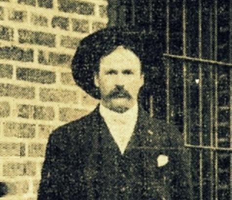 "Deputy Sheriff James B. ""Jim"" Griner, 1906, Nashville, GA"