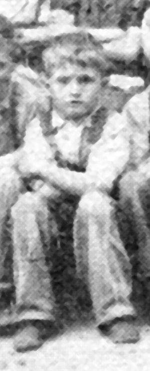 Rex Calhoun, son of Dewey Calhoun, attended 1st grade at Nashville Public School, 1936-37.  Image detail courtesy of www.berriencountyga.com