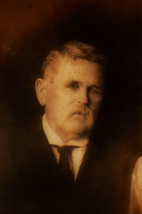 James W. Parrish.  Image detail courtesy of www. berriencountyga.com