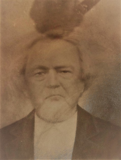 James Parrish, son of Henry Parrish, Berrien County, GA