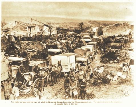 1918 Meuse Argonne