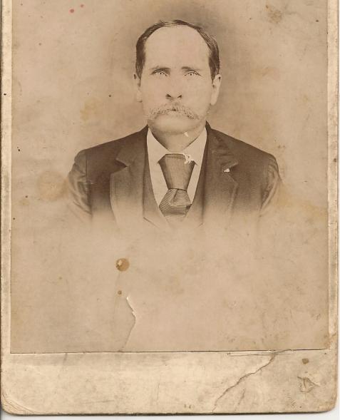Malcolm L. McMillan, Berrien County, GA