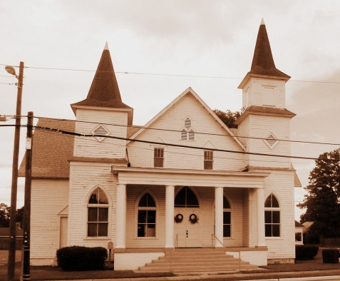 First_African_Baptist_Church_Waycross