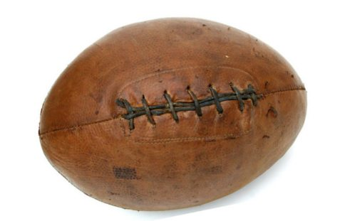 1905 football. Image source: FDR foundation