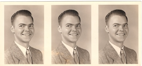 Joe Sizemore, 1949 Senior Class President, Nashville High School, Berrien County, GA