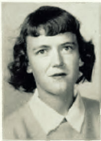 Rosie Lee Owens, of Ray City. 1947 Georgia State College for Women, Milledgeville Georgia.