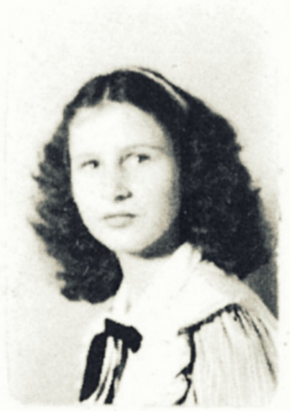 Geraldine Sirmans, 1948, Ray City High School