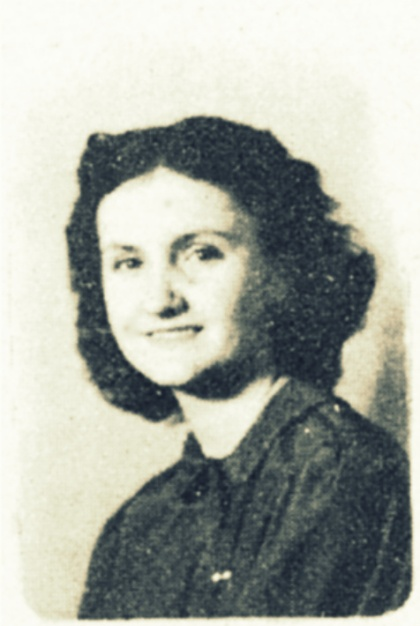 Jean Studstill, 1948, Ray City High School