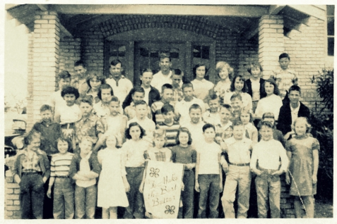 Ray City School 4-H Club, 1952-53