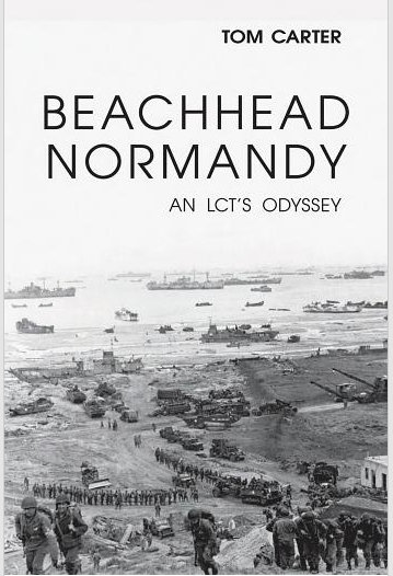 Cover of Beachhead Normandy, by Tom Carter