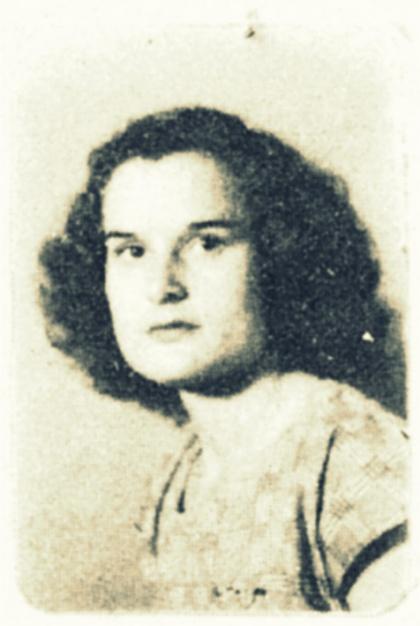 Winona Williams, 1948, Ray City High School
