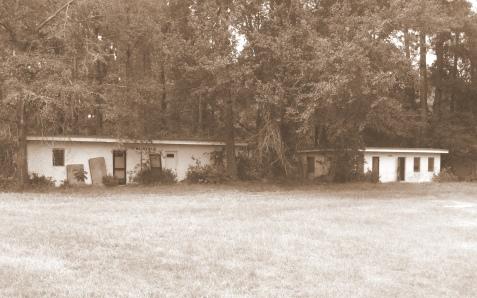 """Nashville"" and ""Adel"" dormitories at Pearl Todd Baptist Retreat."
