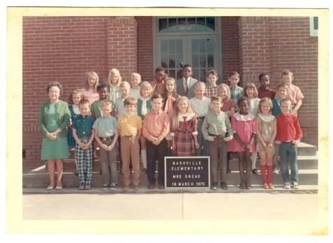 1969-70 Mrs. Arlo Snead's Class
