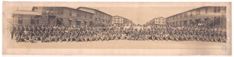 Company_14_4th_Training_Battalion_Camp_Gordon_Georgia_September_18_1918_AfricanAmerican_troops