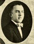 W. E. Bullock, of Nashville, GA. 1927, Junior cadet at North Georgia College.