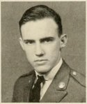 Donald Willis, of Nashville, GA. 1940 freshman cadet at North Georgia College.