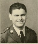 "Edison ""Eddie"" Brodgon, of Alapaha, GA. 1940 sophomore cadet, North Georgia College. Enlisted in the Army, July 18, 1941, WWII"
