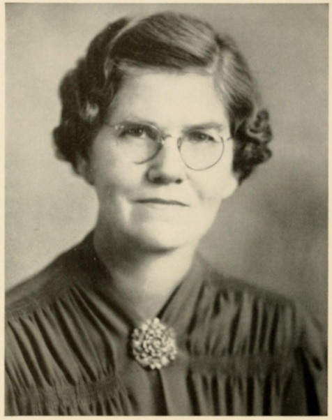 Mrs. A.J. Connell, of Nashville, GA was the 1940 sponsor of the North Georgia College newspaper, The Bugler. Her son, Jamie Connell, was Editor-in-Chief.