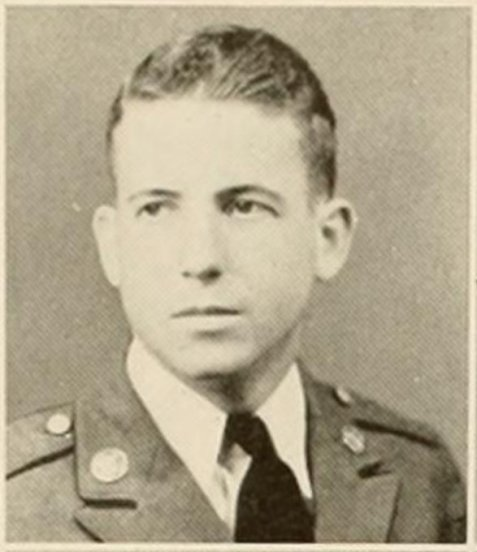 William Henry Mathis, of Nashville, GA. 1940 Freshman, Corps of Cadets, North Georgia College.