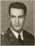 Bill Roquemore, of Nashville, GA. 1942, sophomore cadet at North Georgia College.