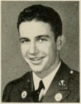W. D. Alexander, of Nashville, GA. 1942, Freshman cadet at North Georgia College.
