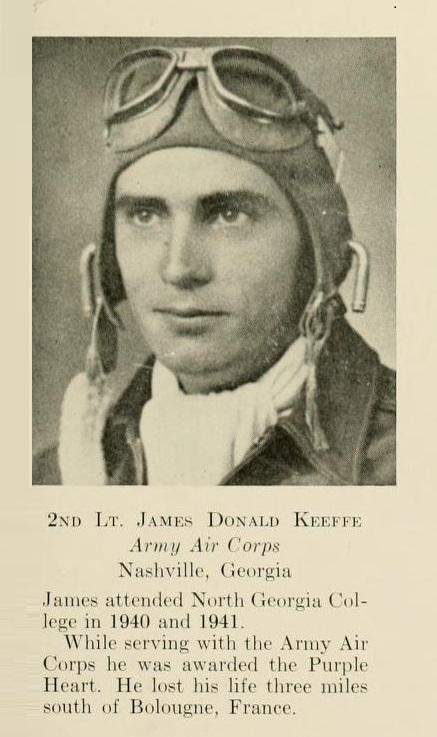 Donald Keefe