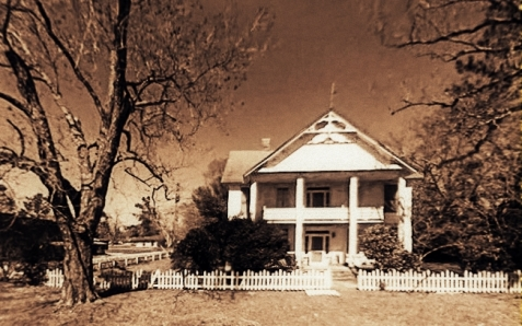 Fogle House, Alapaha, GA
