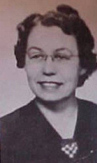 Wilma Harper Shultz taught first grade at Ray City from 1929-1941. Image source: Jack Johnson