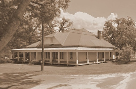 The former Oak View Hotel, Willacoochee, GA