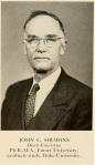 John C. Sirmans, Dean Emeritus, North Georgia College, 1943