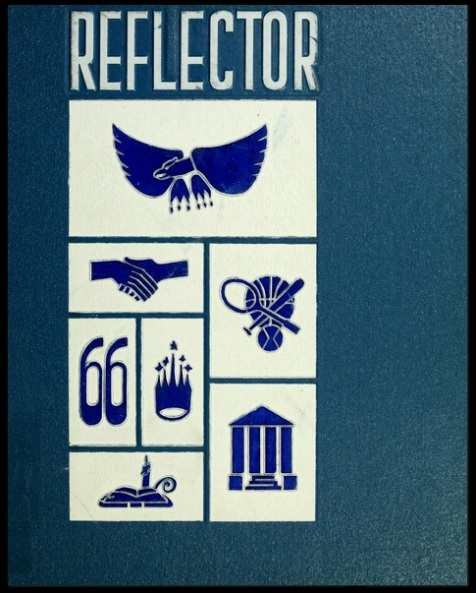 Georgia Southern Reflector, 1966 year book.
