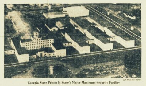 Georgia State Prison, Reidsville, GA