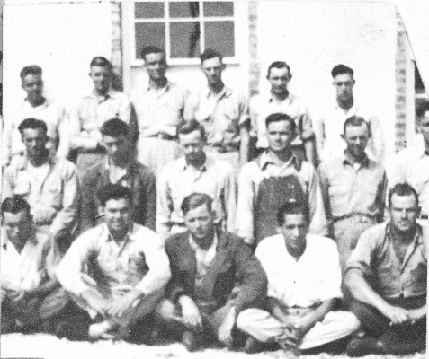 Veterans at Ray City School, 1948-49