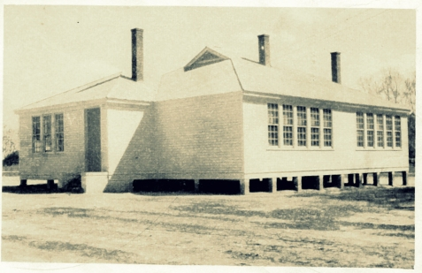Classroom Building at Ray City School.
