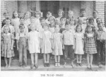 In 1950, half of the Ray City grammar school students appeared barefoot in the annual school photos.