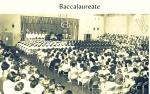 1965 BCHS Baccalaureate Sermon. Image courtesy of www.berriencountyga.com
