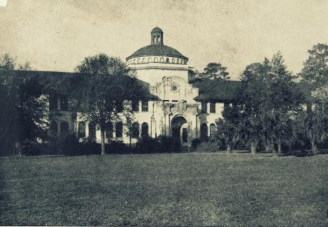 West Hall, Georgia State Womans College, 1945
