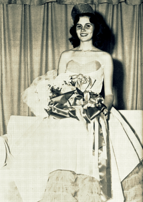 1954 Miss Berrien High School, Sue Nix