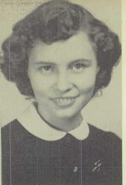 Sue Nix, 1954