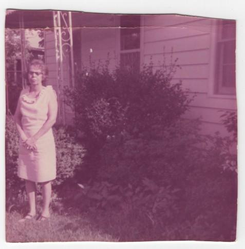 Madge Guthrie, August, 1969