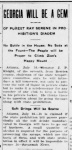 Ocala Star, July 17, 1907 reports J.P. Knight's bill for prohibition