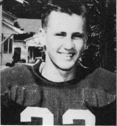 Wendell Garner, 1953, Nashville High School