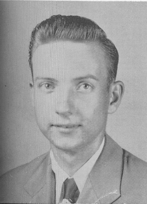 Melvin Plair, 1955, Senior
