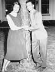 Senior Superlatives, BHS Class of 1955, Francis Gray and Melvin Plair